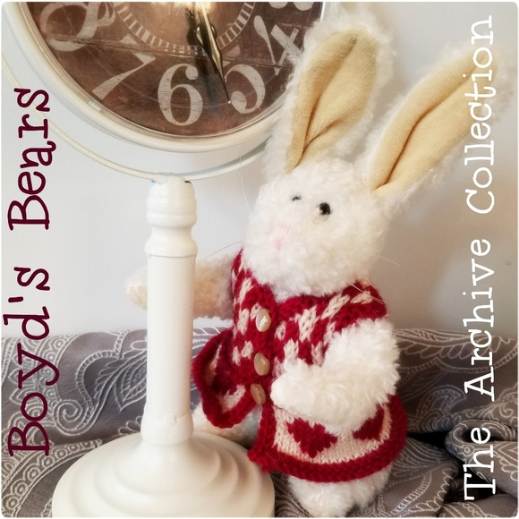 Boyd's Bears Other - 🧸Sweet Boyds Bears Handmade Hare from Early 90's